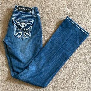 LAidol boot cut jean